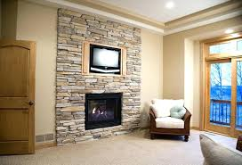 Painting Stone Fireplace Ideas Living Room Brick Tile For Living