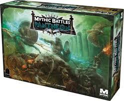 Mythic Battles Pantheon By Monolith Board Games LLC Kickstarter