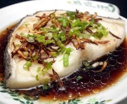recette cuisine poisson poisson au gingembre à la vapeur chine recette de poisson au