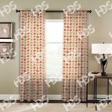 Geometric Pattern Window Curtains by Geometric Printing On Fabric Digital Geometric Fabric Prints