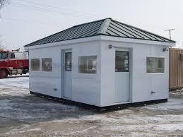 Portable fice & Guard Buildings Warestar