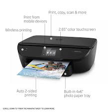 Amazon HP Envy 5660 Wireless All In One Photo Printer With Mobile Printing Instant Ink Ready F8B04A Electronics