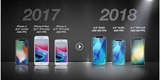 2018 iPhone rumors Apple to launch 3 iPhones including low cost