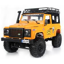 100 Rc Monster Trucks Videos Mn90 112 24g 4wd Rc Car W Front Led Light 2 Body Shell Roof Rack