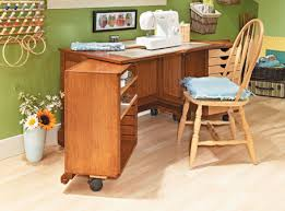 Sewing Cabinet Woodworking Plans by All In One Craft Cabinet Woodsmith Plans швейный стол
