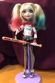 Harley Quinn Doll Harley Quinn Barbie Doll Videos Home Design New