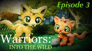 warrior cat warrior cats into the episode 3
