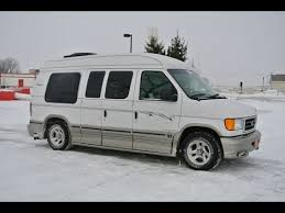 2004 Ford E 150 Conversion Van For Sale Dealer Dayton Troy Piqua Sidney Ohio