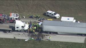 1 Dead, 3 Injured In Manteno Multi-vehicle Crash   WGN-TV 5 Hurt Cluding 3 Refighters In Crash Volving Chicago Fire Engine 62 Chicagoaafirecom Truck Accident Lawyer Driver Charged Fatal I55 Chain Reaction Crash 1 Killed Injured On Cicero Ramp Wgntv Fire When Two Trucks Collide Episode Hlight Hurt A Semi Let Mike Help You Win Get Answers Today Dramatic Video Shows Gurnee That 8 Abc7chicagocom Amtrak Train Bound For Hits Truck Carrying Bacon Filming Locations Of And Los Angeles Accidents Create Need Changes At Tollway Exit