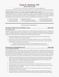 12 Custom Sample Resume Certified Professional Coder On A Budget