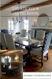 We Are Updating It Room By While Keeping True To The Architecture And Lightening Its Masculine Edge Beams In Dining