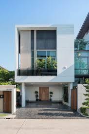 100 Modern Townhouse Designs KLD005lowres In 2019 Minimalist House Design
