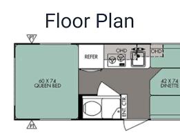 R Pod Camper Floor Plans by 2016 Used R Pod 171 Travel Trailer In California Ca