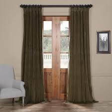 green curtains drapes joss main