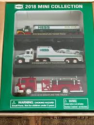 2018 Mini Hess Collection..sold Out At Hess For Sale - Holidays.net Hess Toy Truck Mobile Museum Rolls Into Berks Collectors Delighted 2015 Fire And Ladder Rescue On Sale Now Frugal Philly Fun For Collectors The 2017 Trucks Are Minis Mommies With Style Has Been Around 50 Years Weekly Hess Mini Toy Collection 2018 New Sold Out 4400 Pclick 2014 For Jackies Store Truck Collection 1916714047 Evan Laurens Cool Blog 2113 Tractor 2013 Pink Me Not
