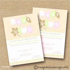 Baby Shower Invitation Wording Quotes Awesome Invitation