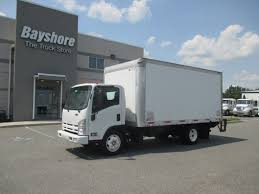2011 ISUZU NRR BOX VAN TRUCK FOR SALE #4553
