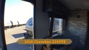 R Pod Floor Plans 2018 by 2018 Cherokee 234vfk Amazing Floor Plan Call For Rangeland