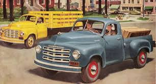 WardsAuto Flashback – May 2017 | WardsAuto Studebaker Champ Wikipedia Pickup In Paradise 1952 2r5 Classics For Sale On Autotrader 1949 2r1521 Pickup Truck Item H6870 Sold Oc Sale 73723 Mcg Truck Stude 55 Pinterest Cars Studebaker Commander Starlight Coupe Hot Rod Rat Street 2r10 34 Ton Long Bed 5000 Pclick For Custom 1953 With A Navistar Diesel Inline Autobiographycc Outtake R Series 491953 Hot Rod Network Trucks Miami Fresh