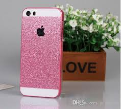 For Iphone 6 Plus 5 5 Inch Glitter Hard Cases Cover Bling Bling