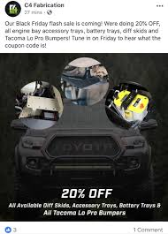 It's Black Time Of The Year Again 2018 | Page 24 | Tacoma World Save 50 Difflow Coupons Promo Discount Codes Diff Eyewear Uptown Boutique Ramona Free Chantix Coupon For Starter Pack Battlefield 1 Origin Cusco Type Mz Specf Lsd Rear Diff 12way Lsd985et Off All Apexsql Products Ozbargain Kohls Free Shipping Code January 2019 Budget Guerin Joaillerie Volt Discount Code Bs Page 18 Oscommerce Online Merchant Piglets Adventure Farm York Blundstoneca Coupons Promo Codes Tire El Paso Lee Trevino Adderall Xr Manufacturer Arrma Metal Case
