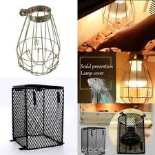 Reptile Heat Lamps Safety by Reptile Bulb Guard Ebay