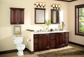 bathroom lighting above medicine cabinet for surface mount