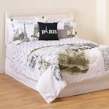 5 Piece Bedding Set Paris