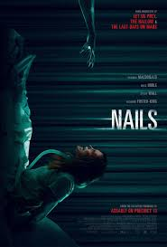 Syfy 31 Days Of Halloween Schedule by Eye Catching U0027nails U0027 Poster Comes For A Hospital Patient Bloody