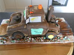 100 Truck Cake Ideas Mater The Tow