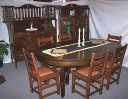 Spacious Antique Dining Set EBay Of Room
