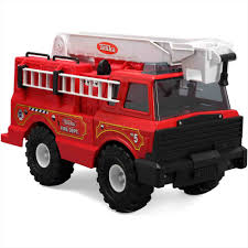Funrise Fire Truck Flower Pot Toy Tonka Classics Steel Walmartcom Titans Engine In Colors Redwhite Yellow