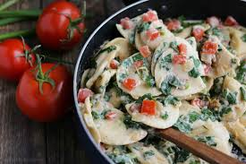 BLT Flavor A 2 Cheese Alfredo Sauce Make This Healthy Quick