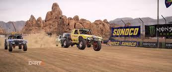 100 Rush Truck DiRT 4 Land