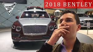 NEW BENTLEY TRUCK Is Finally Here And More!!! (Geneva International ... New 2019 Bentley Bentayga Review Car In Used Dealer York Jersey Edison 2018 Bentayga W12 Black Edition Stock 8n018691 For Sale Truck First Drive Redesign Coinental Gt Convertible Paul Miller Latest Cars Archives World Price And Release Date With The Suv Pastor In Poor Area Of Pittsburgh Pulls Up Iin A 350k Unique Onyx Edition Awd At Five Star Nissan Hyundai Preowned