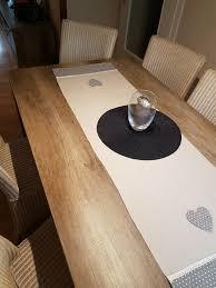 esstisch mit 5 stühlen ostermann
