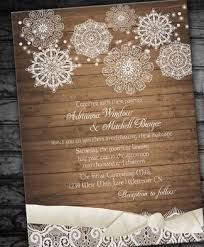 Rustic Wedding Invitations Cheap Best Ideas B94 About
