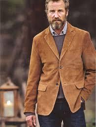 brown corduroy blazer men u0027s fashion