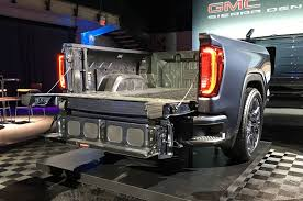 One Of The Coolest Features Of The 2019 GMC Sierra Is Its Tailgate ... Traxion Pickup Truck Tailgate Step Ladder Easily Removed Folds Out Next Chevy Silverado Could Get This Builtin Tailgate Step Autoblog 2019 Gmc Sierra The That Tried To Reinvent The Accsories Consumer Reports Amazoncom Westin 103000 Truckpal Automotive 2018 Ford F150 For Sale In Edmton Mopar Hideaway Test Drive 2016 Xlt Supercrew 27 Ecoboost 44 Compare Bedhopper Vs Convertaball Etrailercom Great Day N Buddy Tuerrocky Youtube