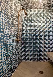 granada cement tile bay area bathroom contemporary bathroom