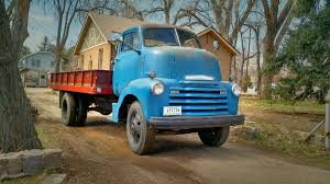 100 Cabover Trucks My 1950 Chevy Cabover