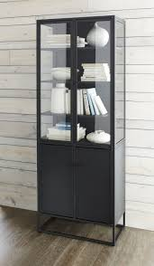 Crate And Barrel Leaning Desk White by Casement Black Tall Cabinet Crates Barrels And Room