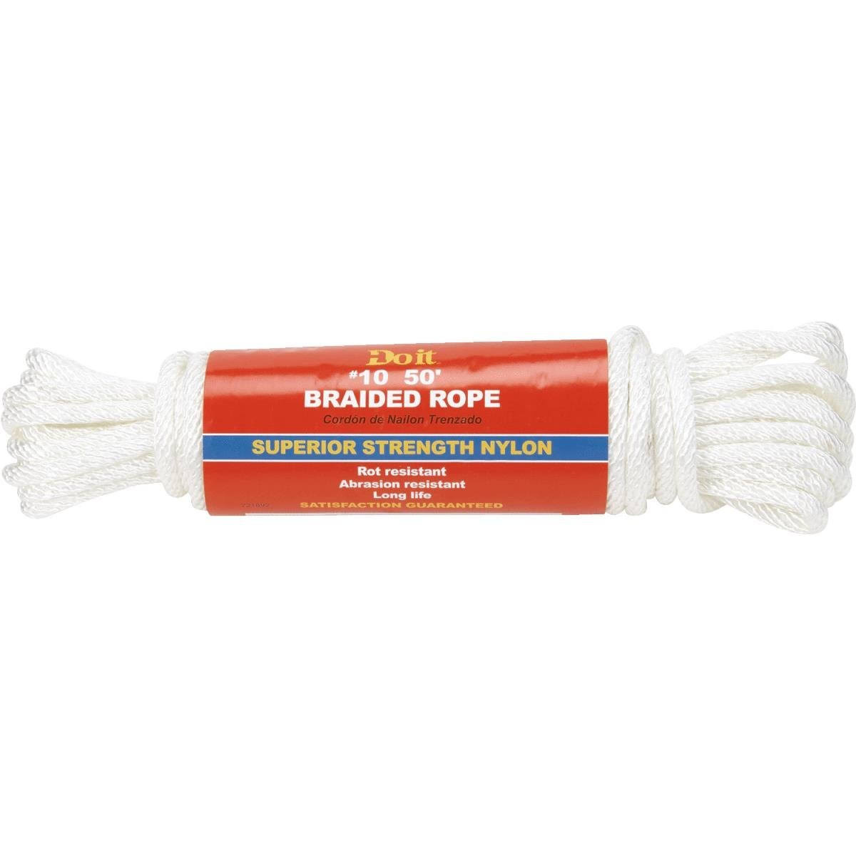Do It Braided Nylon Packaged Rope - 721892