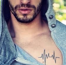 37 Inspirational Chest Tattoos For Men