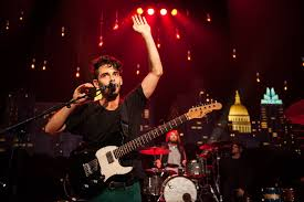 Ceilings Local Natives Guitar by Local Natives Austin City Limits