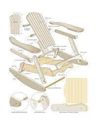 Adirondack Rocking Chair Plans Free In 2019   Rocking Chair ... Adirondack Plus Chair Ftstool Plan 1860 Rocking Plans Outdoor Fniture Woodarchivist Wooden Templates Resume Designs Diy Lounge 10 Weekend Hdyman And Flat 35 Free Ideas For Relaxing In Adirondack Chair Plans Mm Odworking Tools Tips Woodcraft Woodshop Woodworking Project To Build 38 Stunning Mydiy