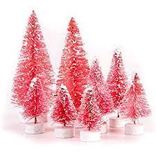 Eby Pines Christmas Trees Hours by Amazon Com Vickerman Glitter Tree Set Tabletop Home U0026 Kitchen