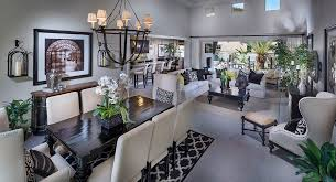 Open Floor Plans Are Ideal For Entertaining