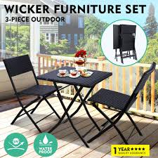 GARTIO 3Pcs Patio Rattan Bistro Set, Foldable Table And Chairs Outdoor  Waterproof Hand Woven Furniture, With Rust-Proof Steel Frames, Suit For  Balcony ... Oakville Fniture Outdoor Patio Rattan Wicker Steel Folding Table And Chairs Bistro Set Wooden Tips To Buying China Bordeaux Chair Coffee Fniture Us 1053 32 Off3pcsset Foldable Garden Table2pcs Gradient Hsehoud For Home Decoration Gardening Setin Top Elegant Best Collection Gartio 3pcs Waterproof Hand Woven With Rustproof Frames Suit Balcony Alcorn Comfort Design The Amazoncom 3 Pcs Brown Dark Palm Harbor Products In Camping Beach Cell Phone Holder Roof Buy And Chairswicker Chairplastic Photo Of Green Near 846183123088 Upc 014hg17005 Belleze