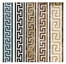Nature Custom Made Marble Flooring Border Designs